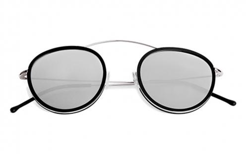 Γυαλιά Ηλίου Spektre MET-RO 2 Flat Black/Silver