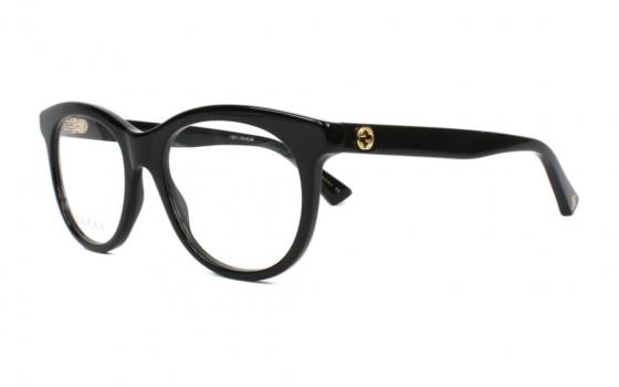 7dceed8f84 Γυαλιά Οράσεως Gucci GG167O 001
