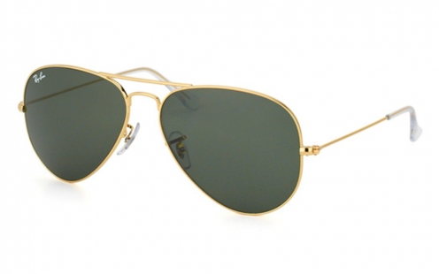 Γυαλιά Ηλίου Ray Ban Aviator Large RB 3025 001